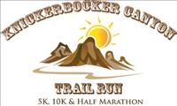 Knickerbocker Canyon Trail Run - March 24, 2013