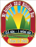 Mt. Ashland Hillclimb Run - August 04, 2012