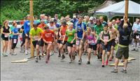 Raptor Ridge Challenge - June 03, 2012