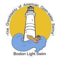 Boston Light Swim - August 10, 2013