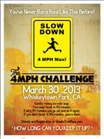 The 4MPH Challenge - March 30, 2013