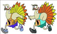 Turkey Trot Relay - November 17, 2012