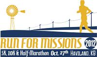 Run for Missions - October 27, 2012