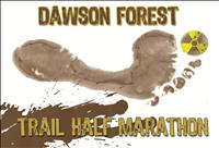 Dawson Forest Trail Half Marathon - February 23, 2013