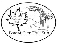 Forest Glen Trail Run - October 20, 2012