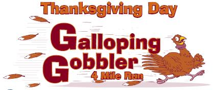 Galloping Gobbler - November 22, 2012
