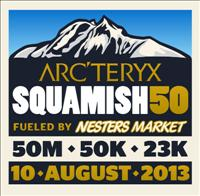 Arcteryx Squamish 50 - August 10, 2013