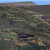 Map of Chuckanut Mountain and Lake Padden