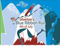 Silverton Blue Ribbon Run - July 04, 2012