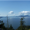 View from Chuckanut Trails, Bellingham Bay