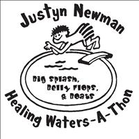 Justyn Newmans Healing Water-A-Thon - June 08, 2012