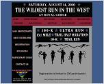Wildest Run in the West - August 14, 2010
