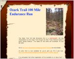 Ozark Trail - November 03, 2012