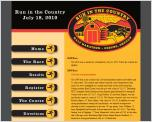 Run in the Country - July 21, 2013