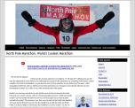 North Pole Marathon - April 07, 2010