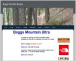 Boggs Mountain Boogie - October 14, 2012