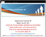 Hampton Rotary Firecracker 5K - July 04, 2011