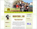 Catalina Island Trail Marathon - November 10, 2012
