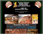 Moab Trail Marathon - November 03, 2012