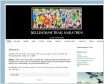 Bellingham Trail Marathon - November 11, 2012