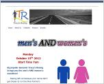 Men's AND Women's - October 15, 2012