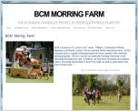 BCM Morring Farm Eventing Derby - November 03, 2012