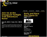 Twilight Trail Adventure Run - June 08, 2013