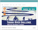 Tanana River Challenge - March 30, 2013