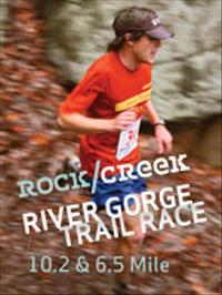 Rock/Creek River Gorge Trail Race - March 24, 2012