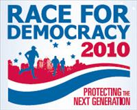Race for Democracy - September 06, 2010